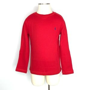 POLO BY RALPH LAUREN | Boys Waffle Knit Thermal